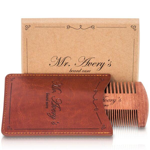 Mr. Avery's Bartkamm - tägliche Bartpflege